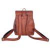 Plecak Korkowy Rdzawy Tył